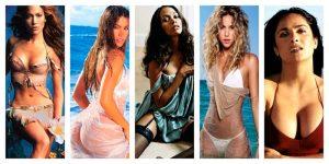 Las mujeres más sexys del mundo son latinas