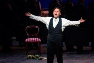 Sorprende el tenor mexicano Javier Camarena en Met Opera