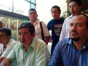 Ordenan arresto de Rubén Núñez y Francisco Villalobos