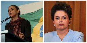 Silva a la alza; empata a Rousseff, según sondeo