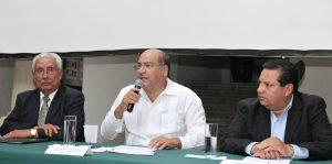 Participa Javier Villacaña en homenaje póstumo a Don Mario Torres Márquez, expresidente interino de la capital