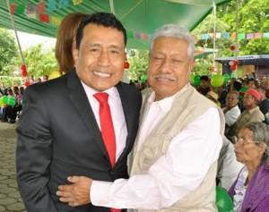 Celebra DIF Municipal de Santa Cruz Xoxocotlán a los Adultos Mayores