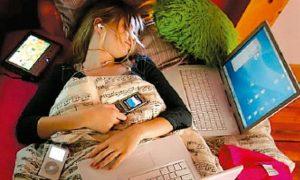 Recomiendan apagar el wi-fi durante las noches por posible contaminación