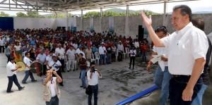 Triplican lecherías Liconsa en Oaxaca