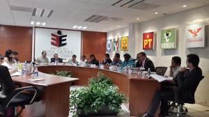 IEEPCO valida elecciones en tres municipios