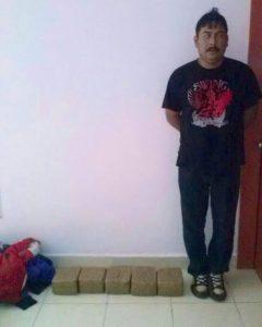 Operativo de seguridad municipal logra detención  de una persona con orden de aprehensión