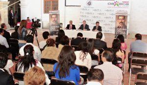 """Ofrecen en Palacio Municipal conferencia magistral """"Historia y Mito"""" del General Porfirio Díaz"""