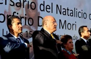 Ayuntamiento capitalino conmemora el CLXXXIV  Aniversario del Natalicio del General Porfirio Díaz