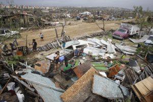 Desastres desplazan a 2 millones de mexicanos