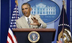 """Obama dice que el brote de ébola es una """"amenaza global"""" y anuncia el envío de 3.000 soldados a Liberia"""