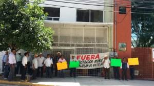 Exige Mazatlán Villa de Flores nuevas elecciones con toma de IEEPCO