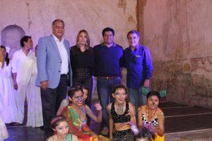 Fomenta Ayuntamiento la cultura con Fandango Multicultural Contemporáneo