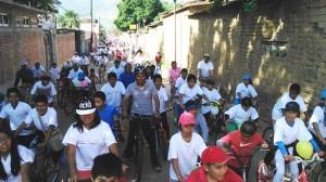 Recomienda SEDESOH uso de la bicicleta como medio alternativo de transporte