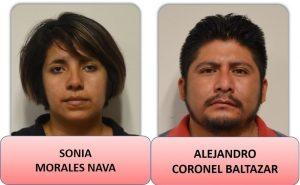 Detenida pareja que habría secuestrado e inhumado a 2 de sus víctimas