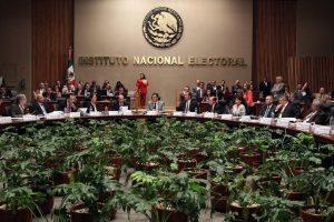 Aprueba INE integración del consejo general del IEEPCO