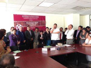 Presiona Toledo al Congreso de Oaxaca para no permitir el ingreso de maíz transgénico a Oaxaca