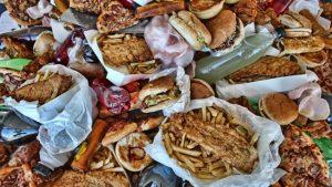 Alimentos a evitar cuando se está en estado de ebriedad