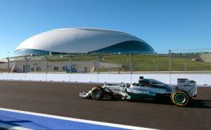 Hamilton obtiene la pole en el GP de Rusia