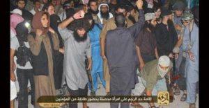 Yihadistas lapidan a una mujer siria acusada de adulterio