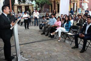 Inauguran Primera Semana Contra el Cáncer en Oaxaca de Juárez