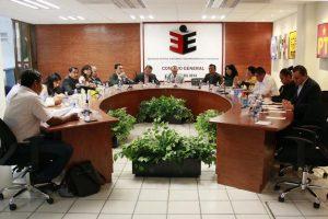 Seguimos trabajando para las elecciones en San Dionisio del Mar: Gustavo Meixueiro