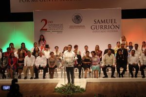 Diputadas locales elogian desempeño de Samuel Gurrión