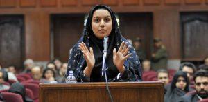 Ahorcan en Irán a mujer que mató a presunto violador