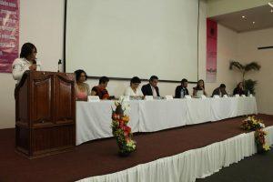 """Realiza Instituto Municipal de la Mujer conferencia  """"El Feminicidio y Accesos a la Justicia en Oaxaca"""""""