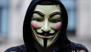 Anonymous tumba página de PGR; va por Presidencia