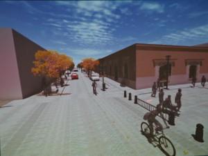 Este lunes, inicia Municipio capitalino construcción del Andador Semipeatonal Cruz de Piedra-Carmen Alto