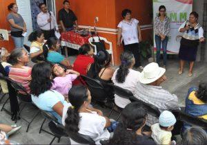 Ciudadanos y Gobierno previenen el delito en Xoxo