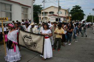 XX Encuentro Nacional de Museos Comunitarios se realiza en Santiago Matatlán