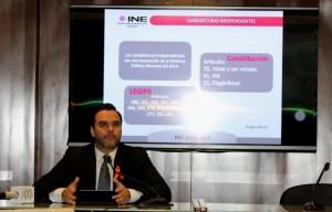 Convoca INE a la ciudadanía a participar como candidatos y candidatas independientes en el 2015