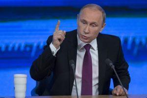 Putin: sanciones, factor en crisis económica rusa