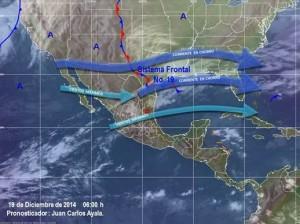 Se prevén lluvias de menor intensidad en Oaxaca