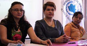 Atender a las víctimas de violencia, tarea prioritaria en México: visitadora de CNDH