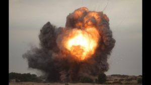 Israel lanzó primer ataque aéreo en Gaza desde el alto el fuego