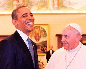 El Papa puso a la Iglesia al servicio de Cuba y EEUU
