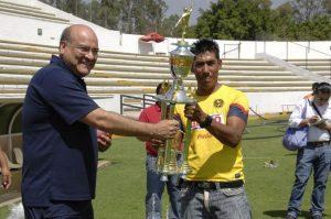 Invita Municipio a jóvenes de San Martín Mexicapam, San Juan Chapultepec y Montoya a integrarse a las Academias de Futbol
