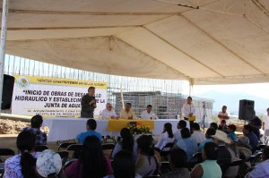 Instaura Ocotlán de Morelos una Junta de Agua e inicia obras de desarrollo hidráulico
