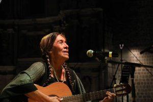 Silvia María le cantará a Arcelia Yañiz en el Alcalá