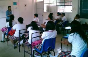 Campaña de Prevención al Consumo de Drogas en Xoxo