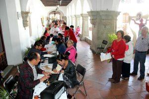 Ayuntamiento y Registro Civil entregan actas de nacimiento gratuitas en Palacio Municipal