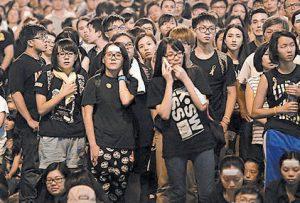 China declara a las universidades zona de guerra ideológica