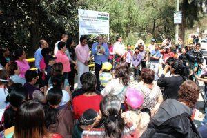 Seguridad y salud en Guadalupe Victoria, con el apoyo del gobierno municipal