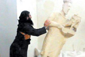 Condena la Unesco ataque yihadista al museo de Irak
