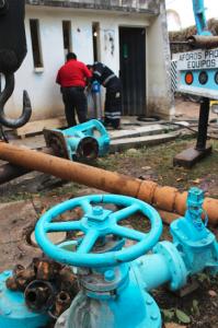 Se realiza mantenimiento para garantizar suministro de agua en Xoxo