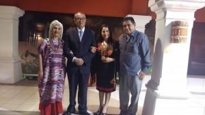 Congreso de Oaxaca refrenda hermanamiento con la Asamblea Nacional de Costa Rica