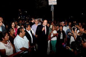 Brinda Municipio mayor seguridad y calidad de vida a vecinos de San Martín Mexicapam