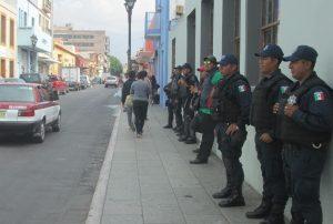 Se incrementa seguridad en el municipio capitalino  durante la Semana Santa 2015
